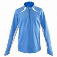 Quality Children's Thermal Sweater in Blue for sale