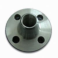 Buy cheap China Forged Steel Weld Neck Flange: ANSI B16.5, PN50 WN Flange, ASTM A516 F11, from wholesalers