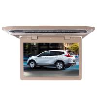 Quality 22 Inch Motorized Flip Down Monitor Roof Mount , Car Ceiling Mounted Monitor for sale