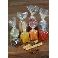 Quality Snack Food OPP Square / Block Bottom Bags , Side Gusset Bag for sale