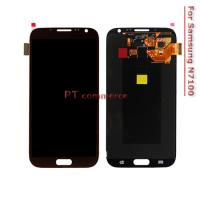 China Lcd With Touch Screen Assembly  for Samsung Galaxy Note 2  N7100 on sale