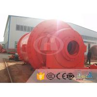 China Large Capacity Mining Ball Mill Machine For Refractory Chemical Industry on sale