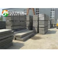 Quality Easy Installation EPS Cement Sandwich Panel Production Line ISO / CE Certificate for sale