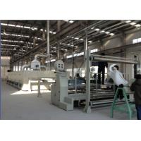 Quality Heat Preservation Textile Fabric Finishing Machine Roller Width 1400-3800mm for sale