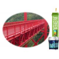 Buy cheap Zinc Phosphate Red Oxide Rust Proof Metal Primer Quick Drying Plastic Coating from wholesalers