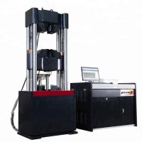 Quality 600KN Servo Hydraulic Universal Testing Machine Hydraulic Tensile Tester For Bolts for sale