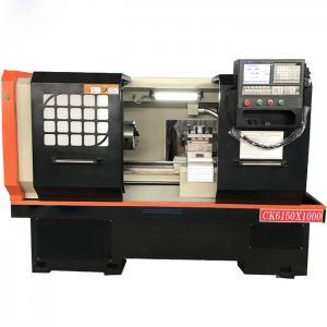 China TCK6336 CNC Lathe Machine Micro Slant Bed High Precision Automatic on sale