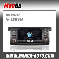 Quality Touch Screen Car DVD Player for bmw 3 Series E46 M3 318i 320i 325i 328i Rover 75 MG ZT Car autoradio gps navigation for sale