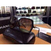 Buy cheap Chanel Sunglasses CH5216 CC Logo with Italy Material Acetate 3 colors for Lady from wholesalers