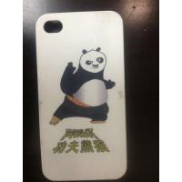 Quality Lightweight Nice Polycarbonate Kung Fu Panda 3D Iphone 4 Case With Anti Scratch for sale