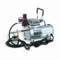 China Low-noise Airbrush Compressor for Cosmetic and Spraying on sale