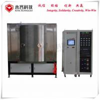 China Uv Pvd Vacuum Coating Machine Physical Clean Green Chrome Plating Without Chemical on sale