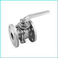 Quality Flanged Metal Valves Investment Casting PED97 / 23 / EC Approved for sale