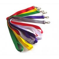 Quality Ideal custom full color sublimation lanyard for sale