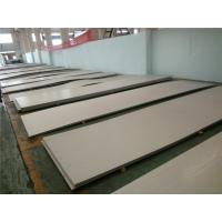 Quality Corrosion Resistant Polished Stainless Steel Plate High Strength for sale