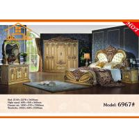 Hot Selling Royal Home Single Queen King For Dubai Market Wood 2016 Top Selling Antique Wooden