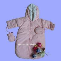 China Infant Apparel, Padded Romper on sale