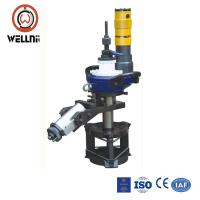 Quality Low Noise Pipe Automatic Beveling Machine Low Friction Adjustable Bearing System for sale