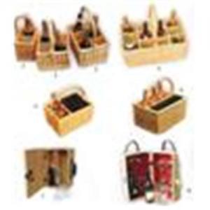 China Wine baskets on sale