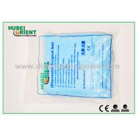 Quality Professional Disposable Surgical Gowns Kits , Disposable Scrub Suits for sale