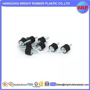 China OEM IATF16949 70 Shore A Vibration Rubber Mount Shock Damper for Air Compressor Pump on sale