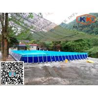 Square inflatable swimming paddling pool inflatable above ground pools of inflatablewatersports Square swimming pools for sale