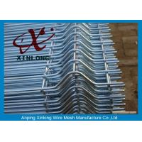 Quality Pvc Coated Welded Wire Fence Panels Galvanized Mesh Fencing Powder Coated Fence for sale