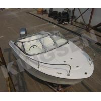 Quality Motor Boat with 40HP Yamaha Engine (GCS490) for sale