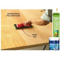 Quality High Glossy Carpentry Waterborne Wood Coatings For Pine Furniture Anti Scratch for sale