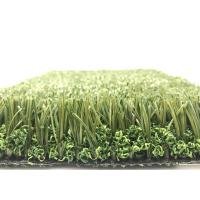 ECO GRASS, High Performance Non-Infilled Football Artificial Grass Soccer Field Y30-RS