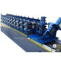 Buy cheap C Z Profile / Metal Steel Purlin Sheet Metal Forming Machine With Container from wholesalers