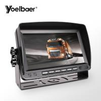 Quality Latest Design U Stand Alone Sunshade 1024*600 Resolution LCD TFT 7 inch Car Monitor for sale