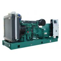 Quality 500kw 50hz Volvo Open Type Diesel Generator Soundproof With AMF / ATS for sale