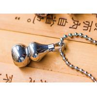 Quality Cucurbit Pendant Antique Buddhist Jewelry Chinese Style Stainless Steel Material for sale