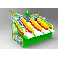 Quality Huge Monster Theme Inflatable Water Slide Combo , Commercial Water Slides For Adults for sale