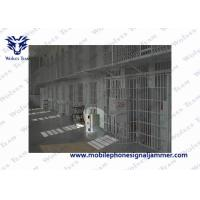 Quality 5 Bands Prison Jammer 100m Shielding Range With Power Regulation WT500101 for sale