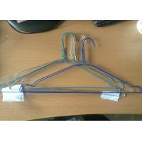 Recyclable Clothes Wire HangersHigh Temperature Resistant Non Slip Hangers