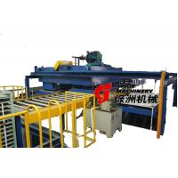 Buy Full Automatic And High Capacity Magnesium Oxide Plate Making Machine at wholesale prices
