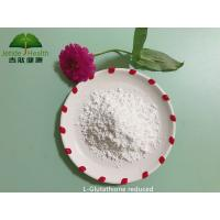 Quality Natural Compound L-Glutathione Nutraceutical Ingredients Powder CAS 70-18-8 for sale