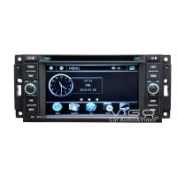 China Bluetooth A2DP Car Stereo Sat Nav for Jeep Dodge Chrysler VCH6208 on sale