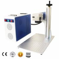 Quality Portable mini laser marking machine for LED bulb/Jewelry for sale