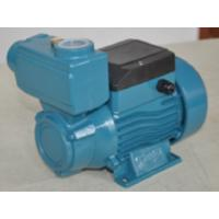 China Domestic Electric Clean Water Pump , Vortex Impeller Pump 0.75HP / 0.55KW 45L/Min on sale