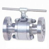 Quality Forged Steel Floating Ball Valves for sale