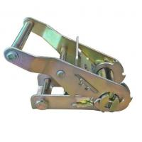 China 35mm 2tons Ratchet Buckle with Plastic Type Handle or Aluminum handle type for sale
