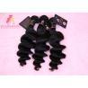 Buy cheap 10A Loose Curly Virgin Human Hair Malaysian Human Hair Extension No Tangle No from wholesalers
