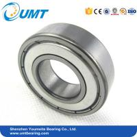 Quality Reliable anti - wear single row ball bearings , high speed ball bearing 6002 for roller skate for sale