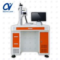Buy cheap 50W fiber laser marking machine laser marker for stainless steel aluminium alloy from wholesalers