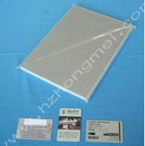Quality Silver Inkjet PVC Sheet for sale