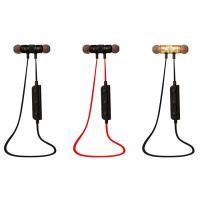 M90 Bluetooth Neckband Headphones / Over The Neck Bluetooth Headset In Ear With Mic
