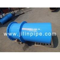 Quality ductile iron pipe fittings, flange spigot piece with puddle flange. for sale